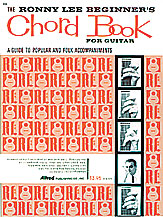 The Ronny Lee Beginner's Chord Book