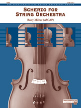 Scherzo for String Orchestra