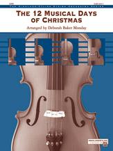 The 12 Musical Days of Christmas
