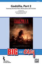 Godzilla, Part 2: Score