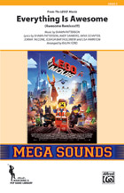 Everything Is Awesome (from The Lego® Movie): Score