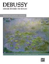 Debussy: Douze Etudes