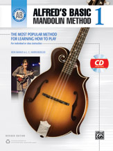 Alfred's Basic Mandolin Method 1 (Revised)