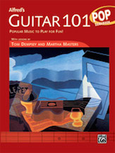 Alfred's Guitar 101, Pop Songbook