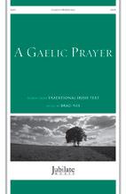A Gaelic Prayer