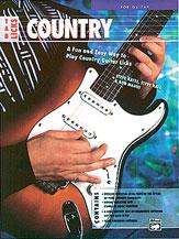 TAB Licks: Country Guitar
