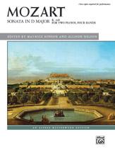 Sonata in D Major, K. 448