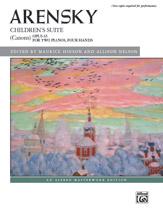 Arensky, Children's Suite (Canons), Opus 65