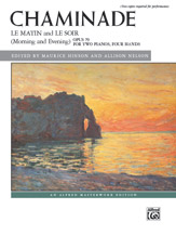 Le Matin And Le Soir (Morning And Evening) Op79