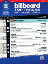 Billboard Top Tracks Instrumental Solos for Strings