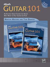 Alfred's Guitar 101, Books 1 & 2