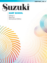 Suzuki Harp School Harp Part, Volume 5