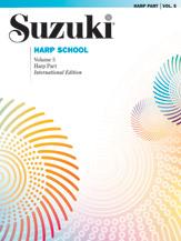 Suzuki Harp School Harp Part, Volume 5