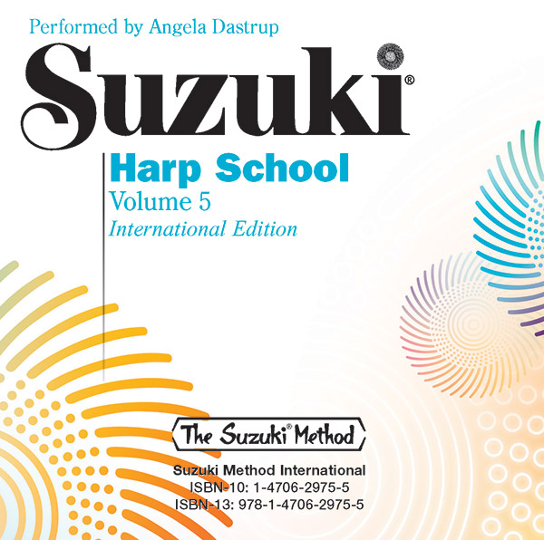 Suzuki Harp School CD, Volume 5