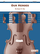 Our Heroes by Susan H. Day | digital sheet music | Gustaf