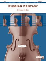 Russian Fantasy by Susan H. Day | digital sheet music | Gustaf