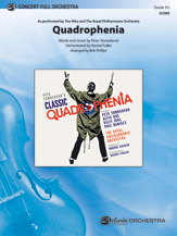 Quadrophenia (from Classic Quadrophenia): String Bass