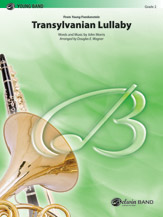 Transylvanian Lullaby by John Morris | digital sheet music | Gustaf