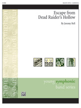 Escape from Dead Raider's Hollow by Jeremy Bell | digital sheet music | Gustaf