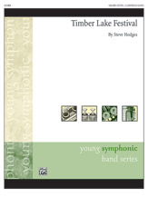 Timber Lake Festival by Steve Hodges   digital sheet music   Gustaf