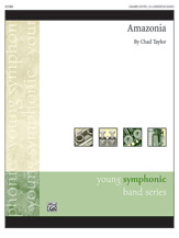 Amazonia: 3rd Percussion by Chad Taylor | digital sheet music | Gustaf