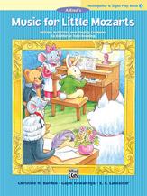 Music for Little Mozarts: Notespeller & Sight-Play Book 3