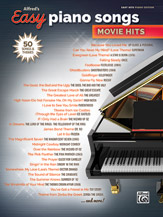 Alfred's Easy Piano Songs: Movie Hits