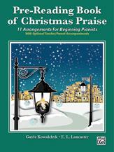 Pre-Reading Book of Christmas Praise
