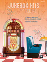 Jukebox Hits for Teens, Book 3