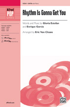 Eric Van Cleave : Rhythm Is Gonna Get You : Showtrax CD : 038081513065  : 00-45567