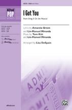 Lisa DeSpain : I Got You : Showtrax CD : 038081513164  : 00-45577