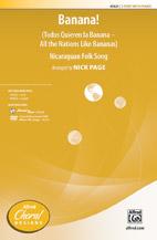 Banana! : 2-Part : Nick Page : Sheet Music : 00-45623 : 038081513621