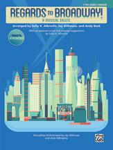 Regards to Broadway! : 2-Part : Don Besig : Sheet Music : 00-45710 : 038081514499