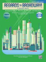 Regards to Broadway! : 3-Part Mixed : Don Besig : Sheet Music : 00-45711 : 038081514505