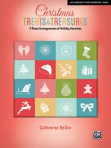 Christmas Treats & Treasures, Book 3