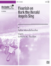 Flourish on 'Hark the Herald Angels Sing'