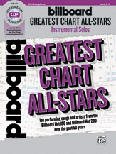 Billboard Greatest Chart All-Stars Instrumental Solos
