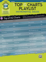Easy Top of the Charts Playlist Instrumental Solos