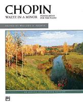 Chopin: Waltz in A Minor