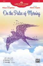 Maya Angelou : On the Pulse of Morning : Showtrax CD : 038081527932  : 00-46414