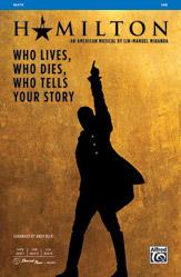 Who Lives, Who Dies, Who Tells Your Story : SAB : Andy Beck : Lin-Manuel Miranda : Hamilton : Sheet Music : 00-46478 : 038081530123