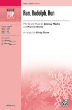 Kirby Shaw : Run, Rudolph, Run : Showtrax CD : 038081536125  : 00-46963