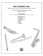 Kirby Shaw : Run, Rudolph, Run : Instrumental Parts : 038081536132  : 00-46964