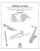 Mark Hayes : Mistletoe and Holly : Instrumental Parts : 038081536576  : 00-47008