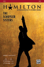 Alan Billingsley : The Schuyler Sisters : Showtrax CD : 038081538662  : 00-47095