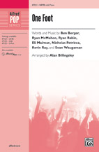 Alan Billingsley : One Foot : Showtrax CD : 038081538976  : 00-47126