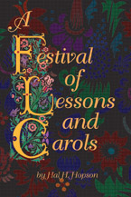 Hal H. Hopson : A Festival of Lessons and Carols : 01 Songbook & 1 CD : 038081540856  : 00-47230