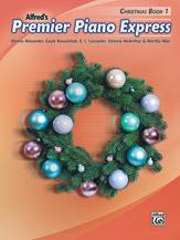 Premier Piano Express, Christmas Book 1