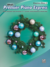 Premier Piano Express, Christmas Book 2