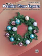 Premier Piano Express, Christmas Book 4
